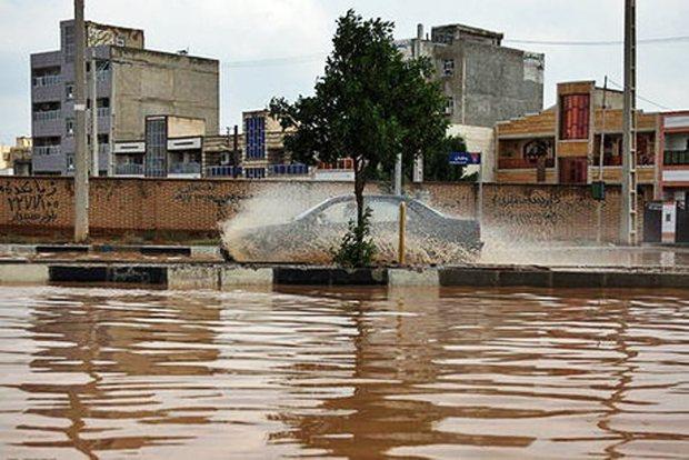 زیرساخت های دزفول براثر سیل خسارت زیادی دیدند