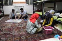 111 هزار مسافر نوروزی در مدرسه های سمنان اسکان یافتند