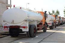 آب آشامیدنی 54 روستای کردستان سیار و با تانکر تامین می شود