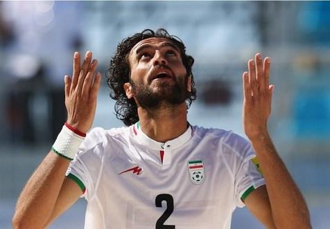 واکنش ملی پوش فوتبال ساحلی به کسب عنوان سومی در جهان