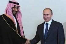 بن سلمان با پوتین به توافق نفتی رسید