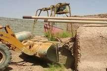 100 چاه آب در خراسان جنوبی بسته شد