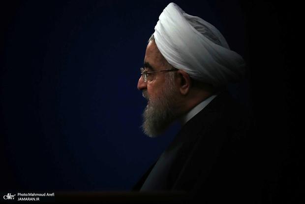 روحانی گفت اوباما 19 بار تقاضای دیدار کرد اما دولت اختیار پاسخ نداشت