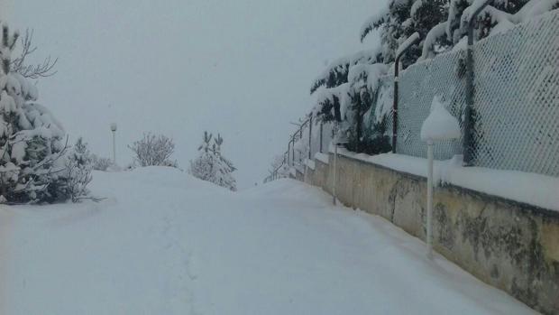 ارتفاع برف در مناطق کوهستانی مازندران به 70 سانتی متر رسید
