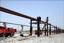 راه اندازی خط لوله جدید انتقال نفت در شرکت نفت و گاز مسجدسلیمان