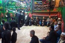 یکهزارو 218 هیات مذهبی آیین های ماه محرم را برپا می کنند