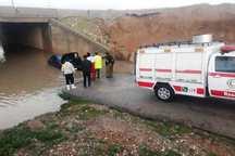 80 دستگاه آمبولانس در ایلام آماده امداد رسانی به سیل زدگان هستند