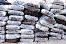 بیش از چهار و نیم تن مواد مخدر در رودبار جنوب کشف شد