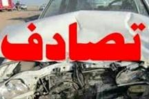 2 کشته  در حادثه رانندگی  جاده کندوان
