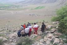 یک نفر بر اثر سقوط از کوه جان باخت