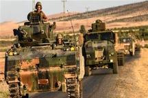 طرح ترکیه برای تاسیس ۲ پایگاه نظامی در سوریه