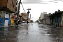 میانگین بارش خوزستان 241.2 میلیمتر ثبت شد
