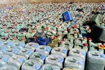 2000 لیتر سوخت قاچاق در ماکو کشف شد