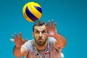 یک بازیکن جدید با تیم والیبال شهرداری ورامین به توافق رسید