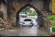 میانگین بارندگی در لرستان به 610 میلی متر رسید