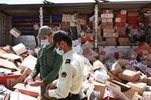 محکومیت 5.9 میلیارد ریالی قاچاق کننده سیگار در بستان آباد
