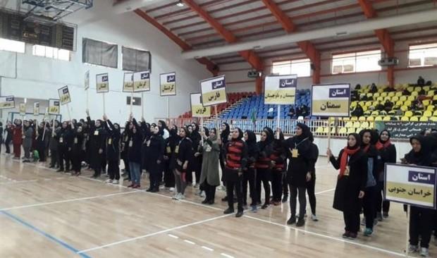 برترین های آمادگی جسمانی بانوان کارمند در بوشهر مشخص شدند