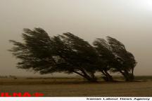 تداوم طوفان گردوخاک در شمال استان تا روز پنجشنبه