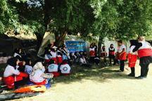 برگزاری دوره توان افزایی و کارگاه عملی دوره های عمومی امداد و نجات در سلماس