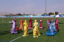 مسابقات دانش آموزان دختر ورزشکار در شهرکرد آغاز شد