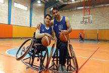 بسکتبالیست گلستانی به حضور در بازی های پارآسیایی امیدوار شد