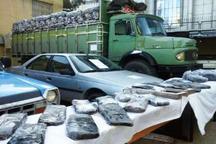 چند باند توزیع مواد مخدر در همدان منهدم شد