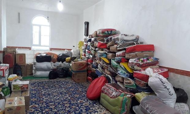 کمک های مردم میناب به سیل زدگان گلستان ارسال شد
