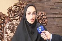 دختر رئیس دانشگاه یاسوج رتبه هفتم کنکور را کسب کرد