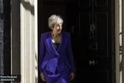عکس/ نخست وزیر انگلیس در حال فوتبال بازی کردن
