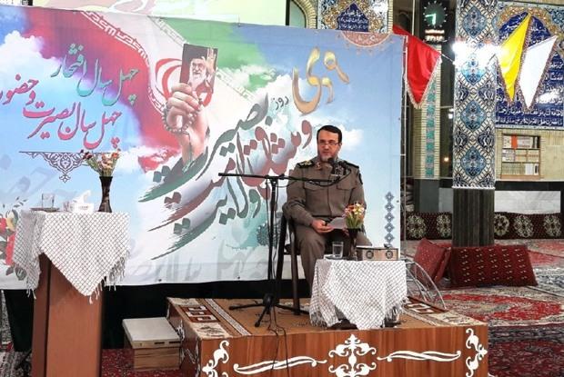 دشمن به دنبال بی تاثیری ایران در منطقه و شکستن وحدت ملت است