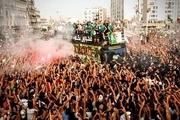 استقبال الجزایری ها از قهرمان جام ملت های آفریقا+ تصاویر