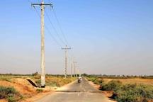 توسعه و احداث شبکه برق بخش هایی از شهرستان کارون