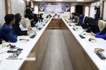 خبرنگار میتواند ضریب امنیت یک کشور را ارتقاء دهد  رتبه اول خوزستان در تاسیس مدارس صدرا
