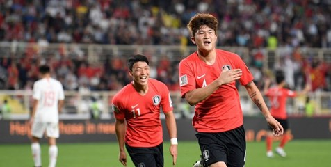 یک رکورد برای کره جنوبی در جام ملت های آسیا