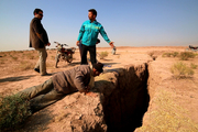 تالان، فاجعه بحران آب در خراسان را به تصویر کشید