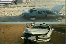 2 حادثه تصادف در کمتر از 6 ساعت با 16 مصدوم در نیشابور