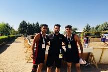 ارومیه به نیمه نهایی والیبال ساحلی نوجوانان کشور راه یافت