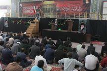 ایران اسلامی یک جبهه متحد از همه اقوام است
