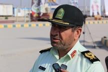 پلیس امنیت مناطق سیلزده خوزستان را تامین کرده است