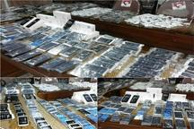 کشف گوشی های قاچاق به ارزش بیش از 1.5 میلیارد ریال در میاندوآب