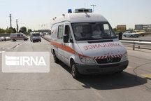 تصادف در جاده سیاهکل، پنح نفر را راهی بیمارستان کرد