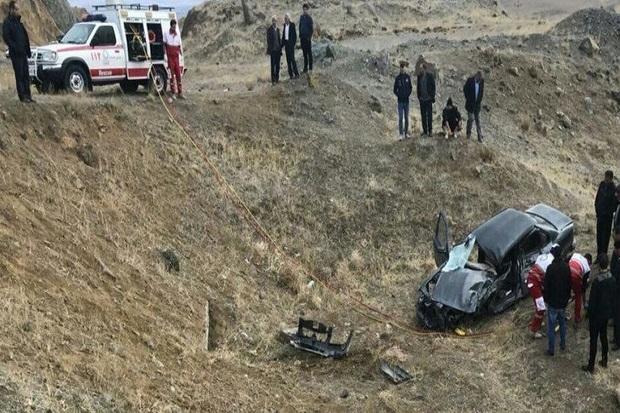 سانحه رانندگی در مشگین شهر یک کشته و چهار مصدوم برجای گذاشت