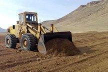 تخریب و تصرف اراضی ملی در کامیاران کاهش یافت