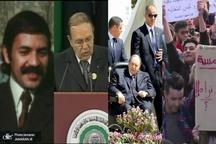 رئیس جمهور الجزایر که کناره گیری کرد را بشناسیم + تصاویر