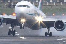پروازهای فرودگاه مشهد با بهبود شرایط جوی از سرگرفته شد