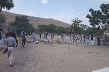تصاویر دلخراش از انفجارهای امروز کابل