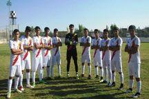 تیم فوتبال نوجوانان فولاد یزد در مقابل البدر بندرکنگ مساوی کرد
