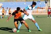 مسابقات انتخابی لیگ فوتبال امید یزد آغاز شد