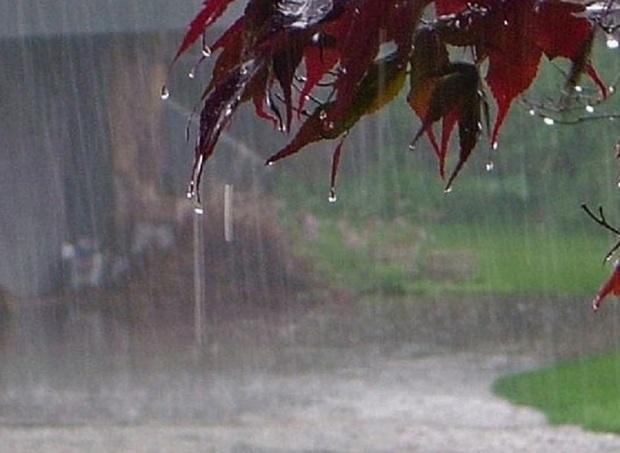 140 میلی متر باران در چاربید جاجرم بارید