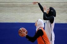 مسابقات بسکتبال دختران نوجوان قهرمانی کشور در یزد آغاز شد